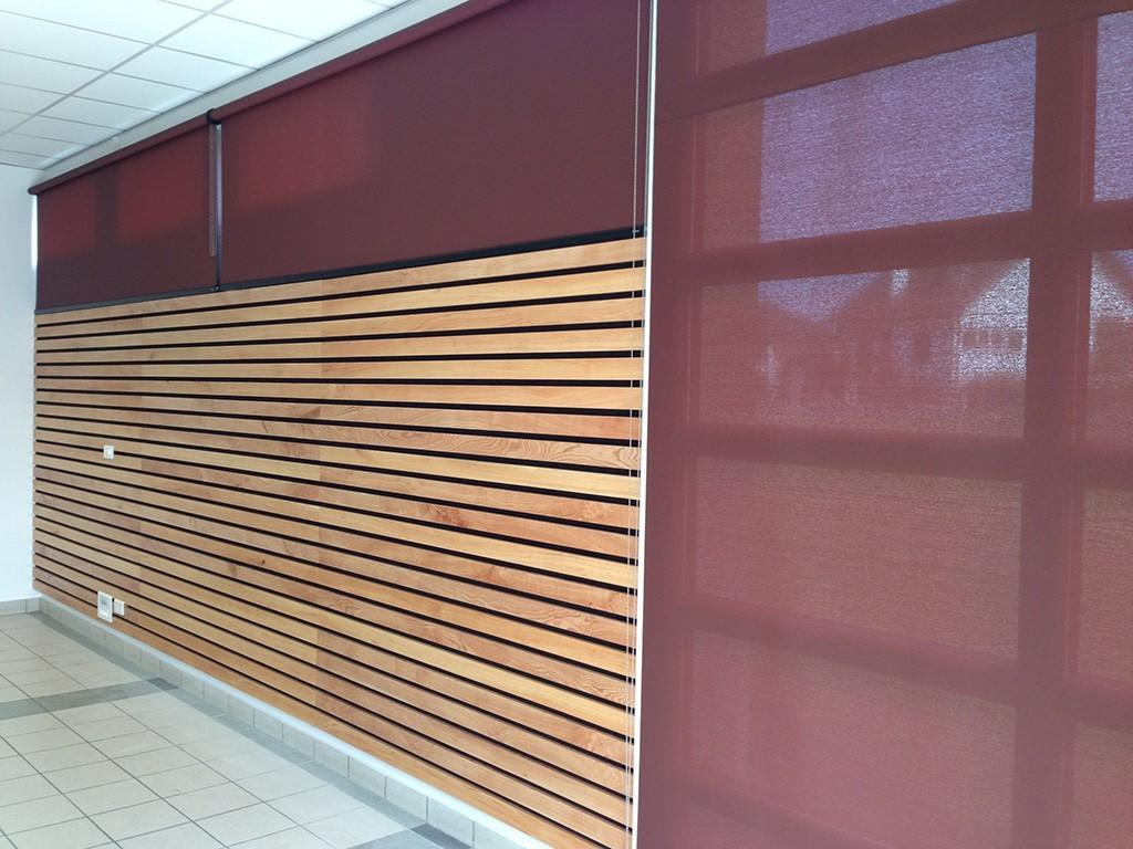 Ouvrir l'image : «Stores + bois»